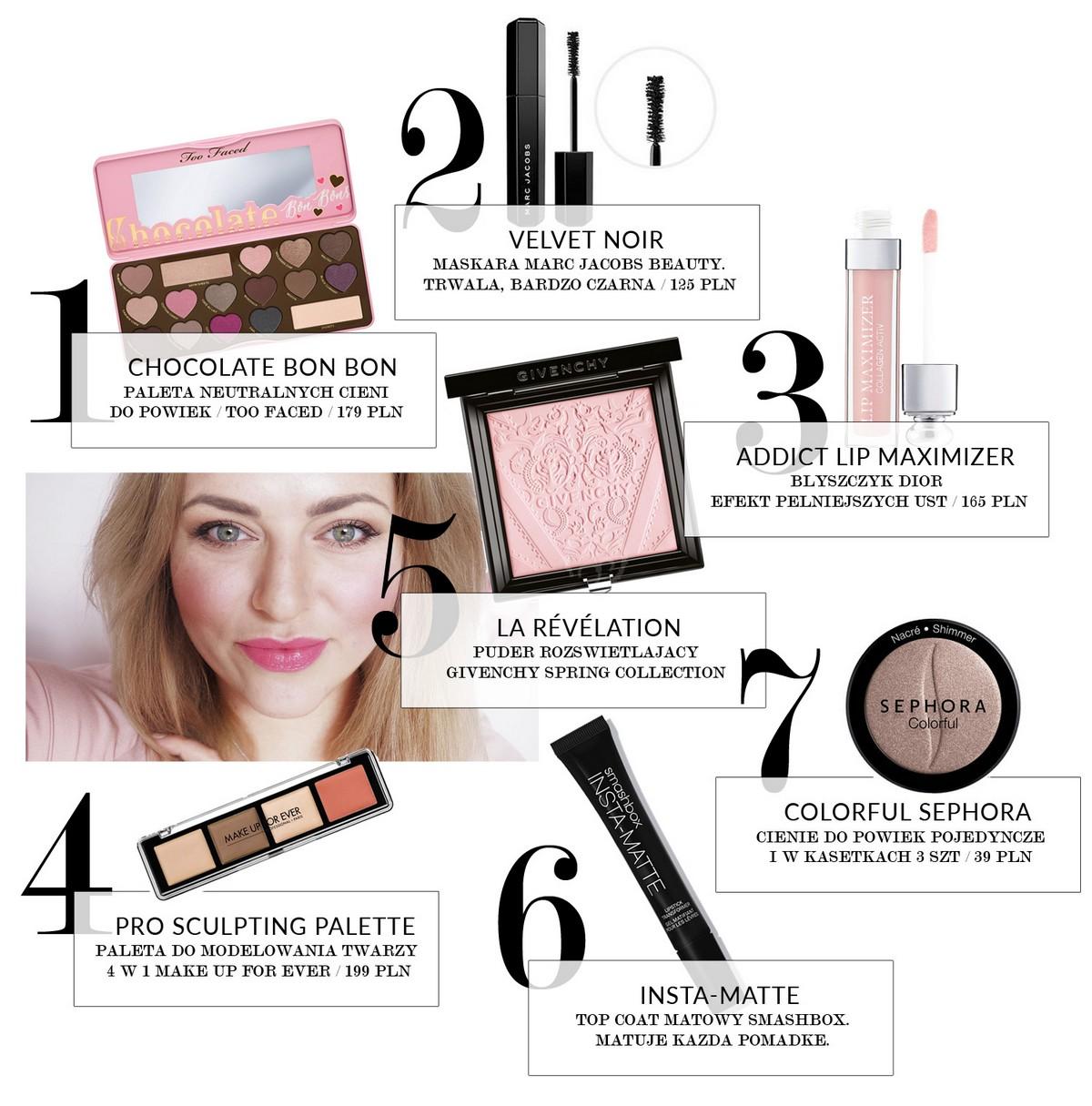 7 najciekawszych kosmetyków sezonu wg Bless the Mess