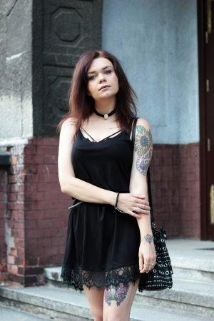 lace dress- pijama dress (4)
