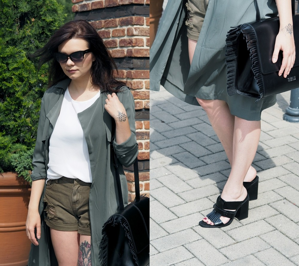 denim shorts-military shorts (9)