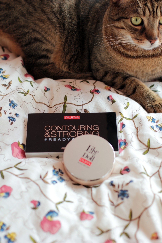 Paleta Contouring & Strobing Ready 4 Selfie Pupa (3)