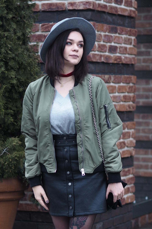 militery jacket