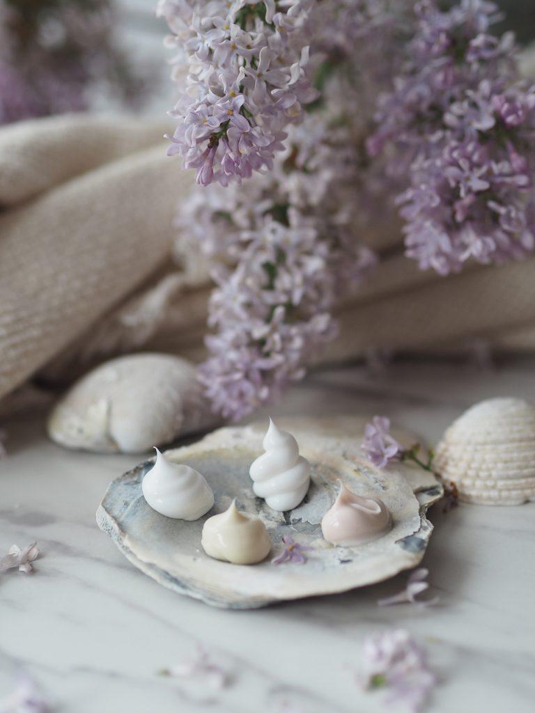 soraya plante balsam do ciała krem do ciała zapach kwiatowy cytrusowy naturalny konsystencja